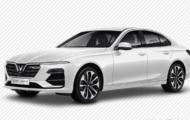 Doanh số bán hàng xe VinFast LUX A2.0 tháng 7/202115
