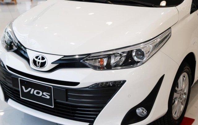Toyota Vios giá tốt - khuyến mãi khủng - Giảm ngay 50% thuế trước bạ1
