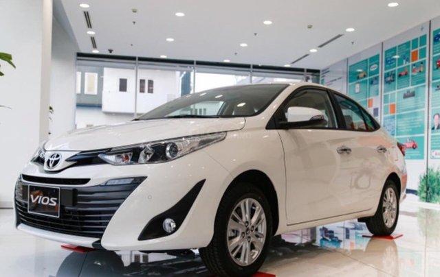 Toyota Vios giá tốt - khuyến mãi khủng - Giảm ngay 50% thuế trước bạ0