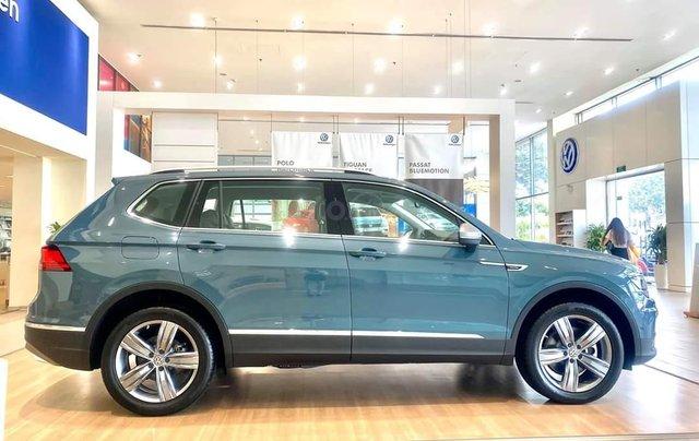 Xanh biển - Tiguan Luxury Topline - model 2020 - thêm option thêm lựa chọn1