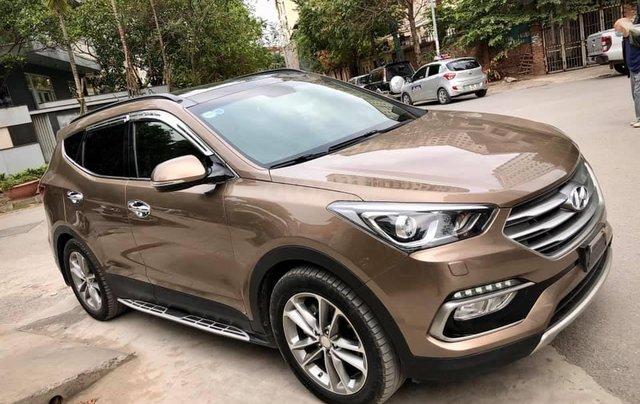 Bán Hyundai Santa Fe 2.2 CRDI đời 2016, giá chỉ 935 triệu2