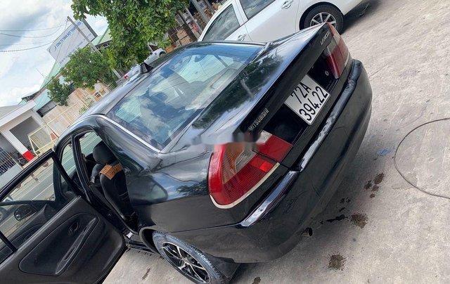 Bán Mitsubishi Lancer 2000, màu đen, xe nhập 7
