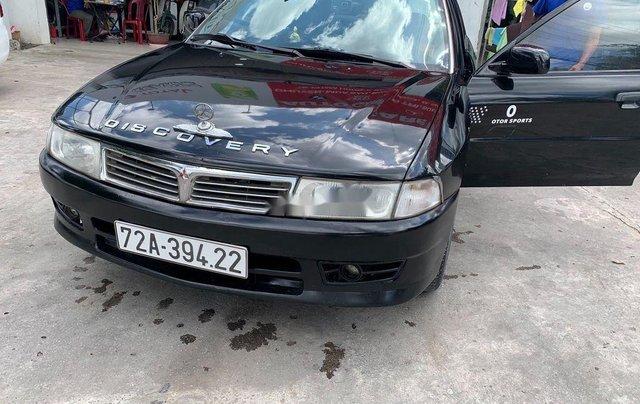 Bán Mitsubishi Lancer 2000, màu đen, xe nhập 1