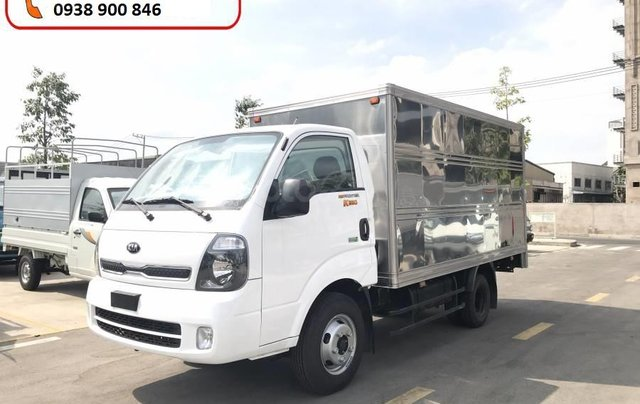 Xe tải Kia K200 - xe tải Kia 1T9 - động cơ Hyundai -trả góp 70%0