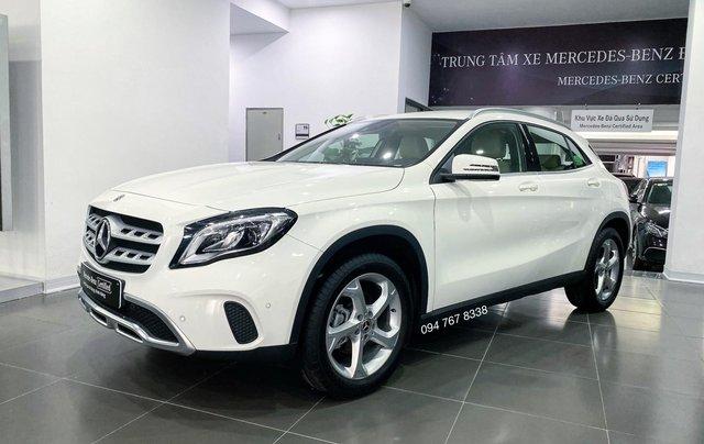 Mercedes GLA200 2020 nhập khẩu màu trắng siêu lướt chính chủ biển đẹp giá cực tốt1