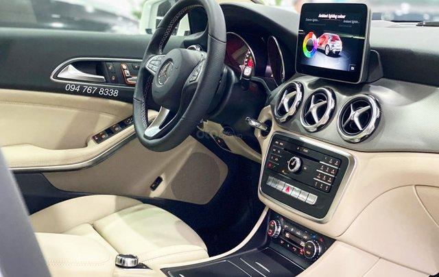 Mercedes GLA200 2020 nhập khẩu màu trắng siêu lướt chính chủ biển đẹp giá cực tốt6