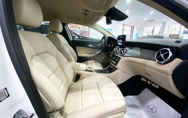 Mercedes GLA200 2020 nhập khẩu màu trắng siêu lướt chính chủ biển đẹp giá cực tốt8