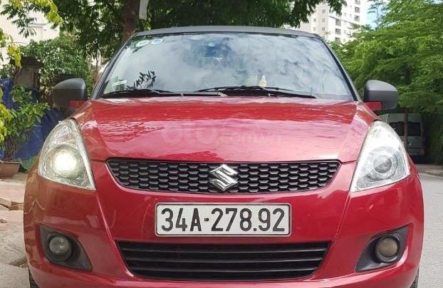 Cần bán Suzuki Swift 2013 nhập khẩu nguyên chiếc0