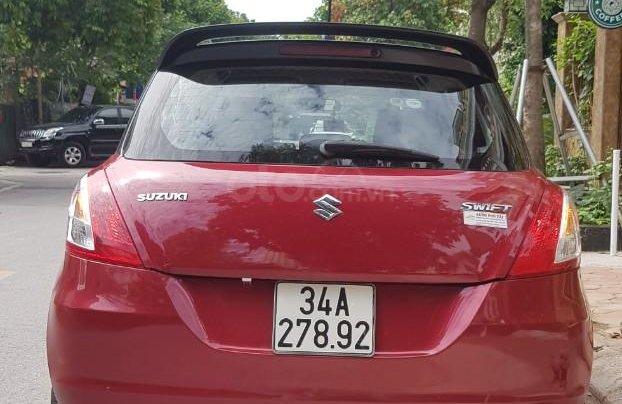 Cần bán Suzuki Swift 2013 nhập khẩu nguyên chiếc1