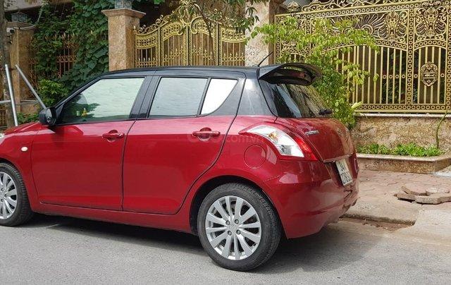 Cần bán Suzuki Swift 2013 nhập khẩu nguyên chiếc4