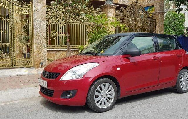 Cần bán Suzuki Swift 2013 nhập khẩu nguyên chiếc10