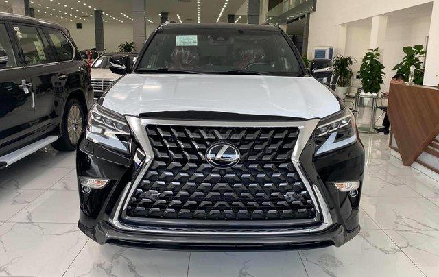 Bán Lexus GX 460 Luxury nhập Mỹ, sản xuất 2020, xe giao ngay, giá tốt0