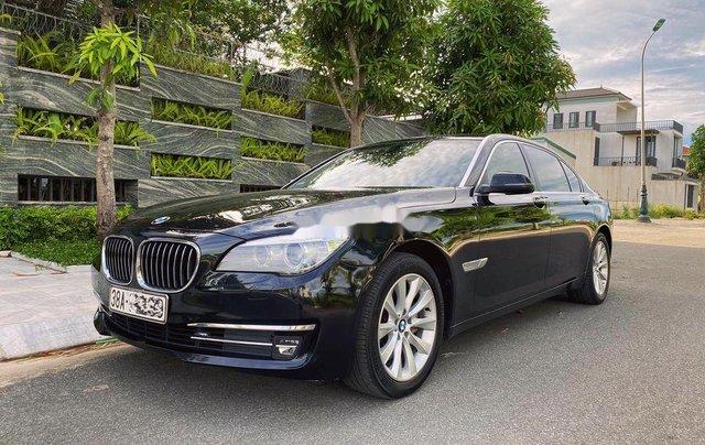 Cần bán BMW 7 Series đời 2014, nhập khẩu nguyên chiếc còn mới0