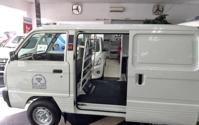 Suzuki Van chạy giờ cao điểm - giảm 50% thuế trước bạ2