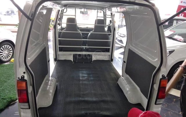 Suzuki Van chạy giờ cao điểm - giảm 50% thuế trước bạ5
