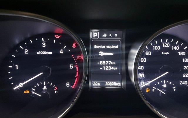 Bán Hyundai Santa Fe 2.2 AT 2018, máy dầu diesel, biển SG, xe gia đình sử dụng, odo 30.000km, thương lượng khách thiện chí9