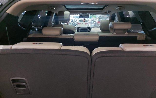 Bán Hyundai Santa Fe 2.2 AT 2018, máy dầu diesel, biển SG, xe gia đình sử dụng, odo 30.000km, thương lượng khách thiện chí10