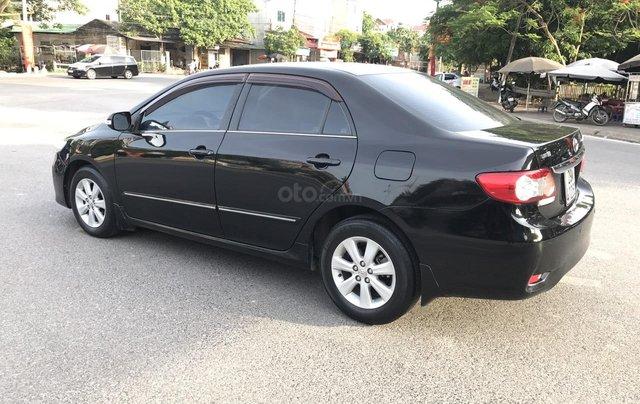 Toyota Corolla Altis 1.8G AT cuối 2011, số tự động, màu đen 1 chủ từ mới - nguyên zin cả xe, mới quá đi2