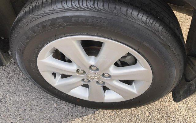 Toyota Corolla Altis 1.8G AT cuối 2011, số tự động, màu đen 1 chủ từ mới - nguyên zin cả xe, mới quá đi13