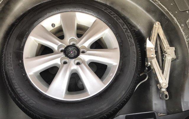 Toyota Corolla Altis 1.8G AT cuối 2011, số tự động, màu đen 1 chủ từ mới - nguyên zin cả xe, mới quá đi12