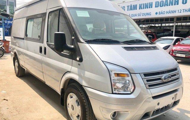 Transit Van 3 chỗ, 6 chỗ chở hàng trong TP không bị cấm giờ0