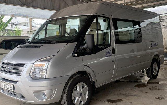 Transit Van 3 chỗ, 6 chỗ chở hàng trong TP không bị cấm giờ1