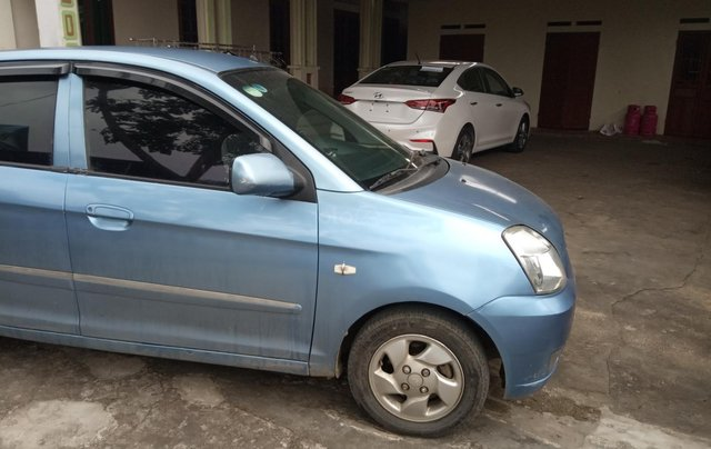 Cần bán Kia Morning 2007 nhập khẩu - số sàn, do đã mua xe khác2