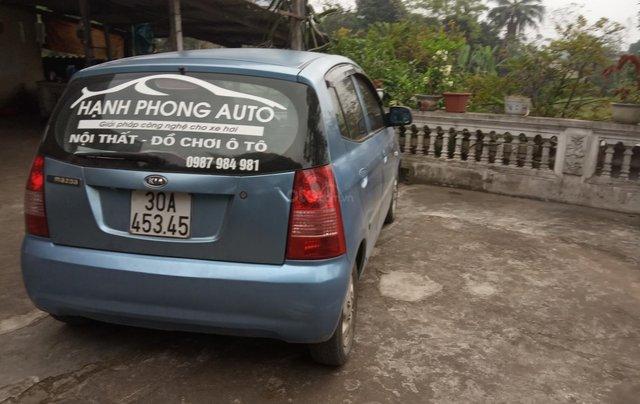 Cần bán Kia Morning 2007 nhập khẩu - số sàn, do đã mua xe khác9