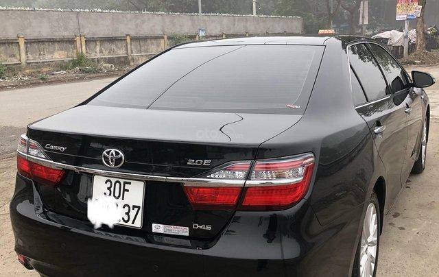 Gia đình bán Toyota Camry đời 2018, màu đen, biển cực đẹp, còn rất mới5
