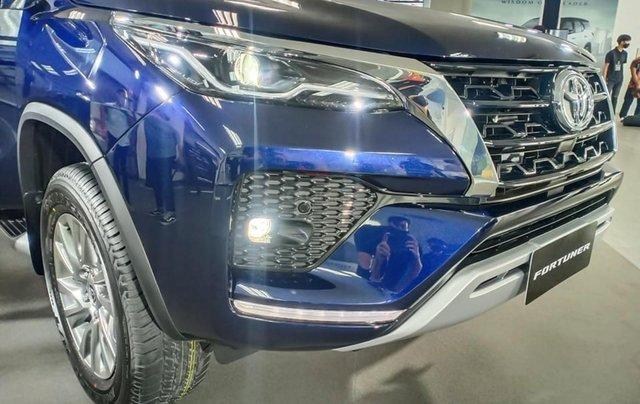 Toyota Fortuner 2021 facelift sắp trình làng Việt Nam?4