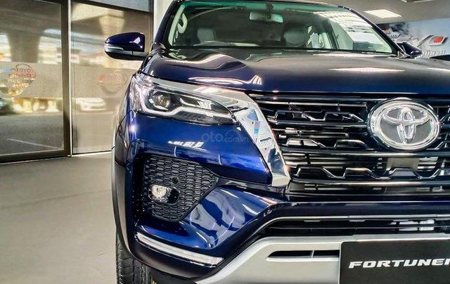 Toyota Fortuner 2021 facelift sắp trình làng Việt Nam?3