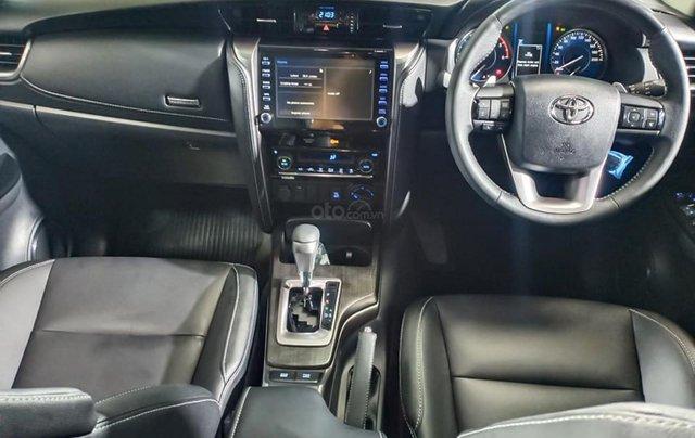 Toyota Fortuner 2021 facelift sắp trình làng Việt Nam?15