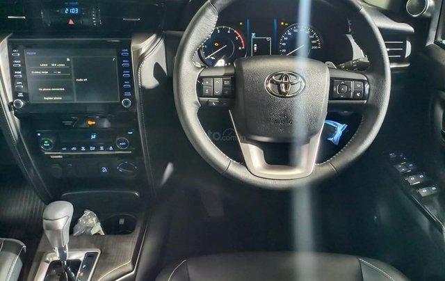 Toyota Fortuner 2021 facelift sắp trình làng Việt Nam?16