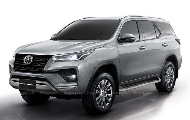 Toyota Fortuner 2021 facelift sắp trình làng Việt Nam?22
