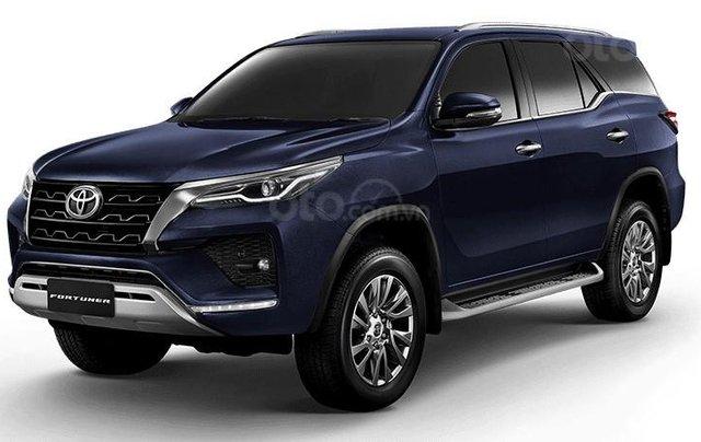 Toyota Fortuner 2021 facelift sắp trình làng Việt Nam?23