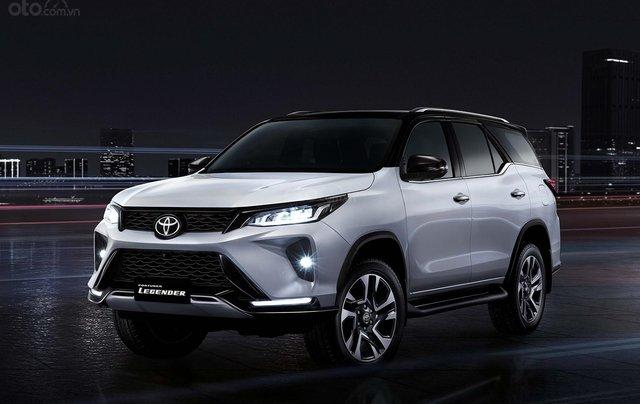 Toyota Fortuner 2021 facelift sắp trình làng Việt Nam?7