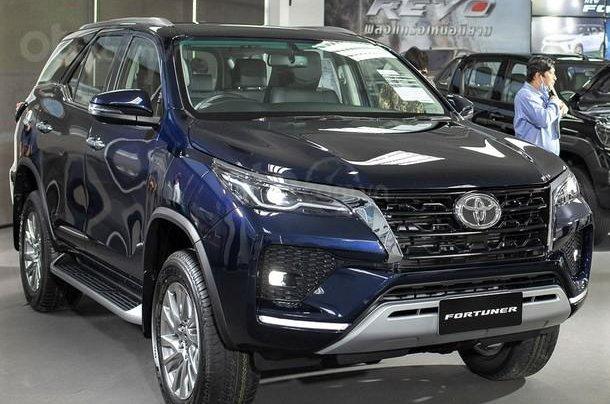 Toyota Fortuner 2021 facelift sắp trình làng Việt Nam?1
