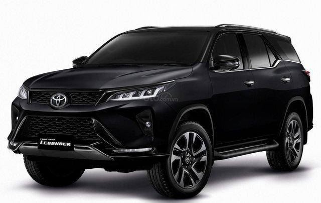 Toyota Fortuner 2021 facelift sắp trình làng Việt Nam?26