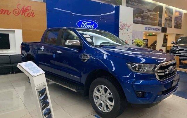 Ford Ranger 1 cầu số tự động xe có giao ngay. Tặng nắp thùng, lót thùng, camera hành trình, lót sàn, phim cách nhiệt1