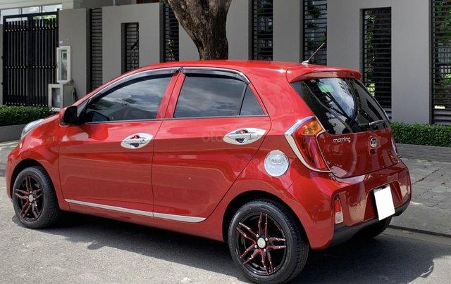 Cần bán Kia Morning S 1.25 MT 2019 màu đỏ cực mới7