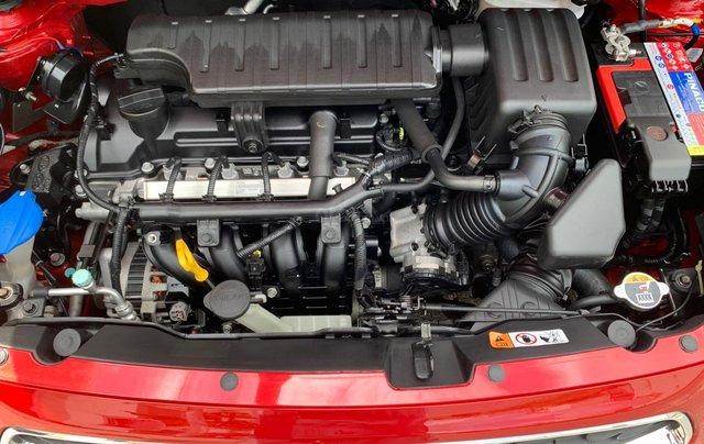 Cần bán Kia Morning S 1.25 MT 2019 màu đỏ cực mới9