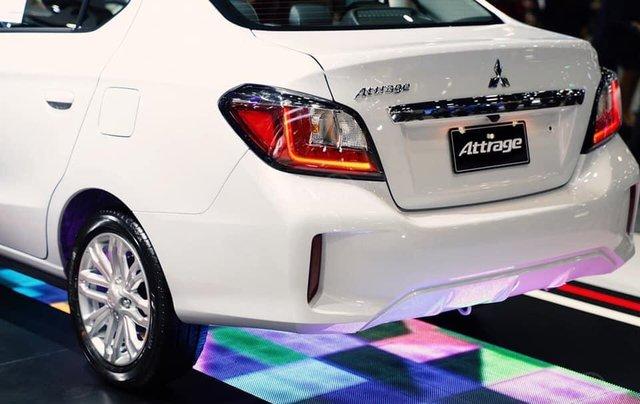 Bán Mitsubishi Attrage đời 2020, màu trắng2