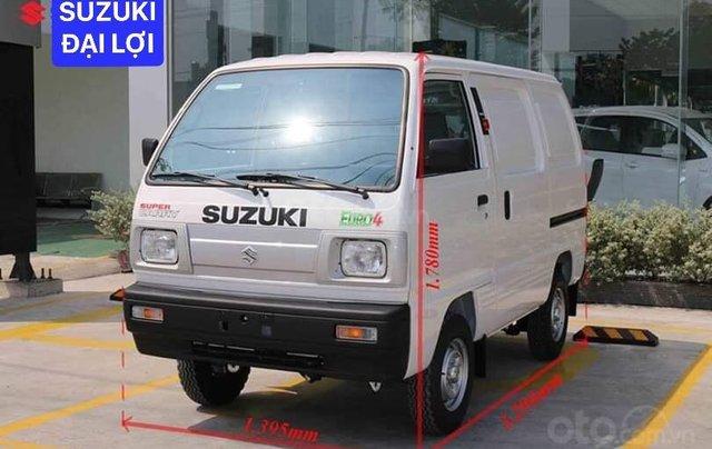 Xe Suzuki Super Carry Van Blind Van 20201