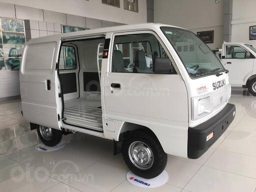 Xe Suzuki Super Carry Van Blind Van 20202