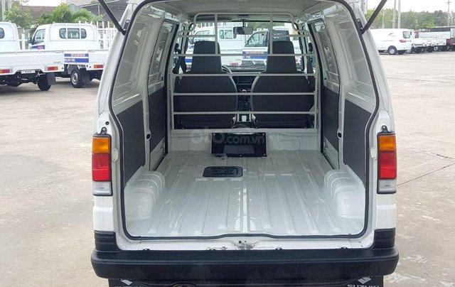 Xe Suzuki Super Carry Van Blind Van 20204
