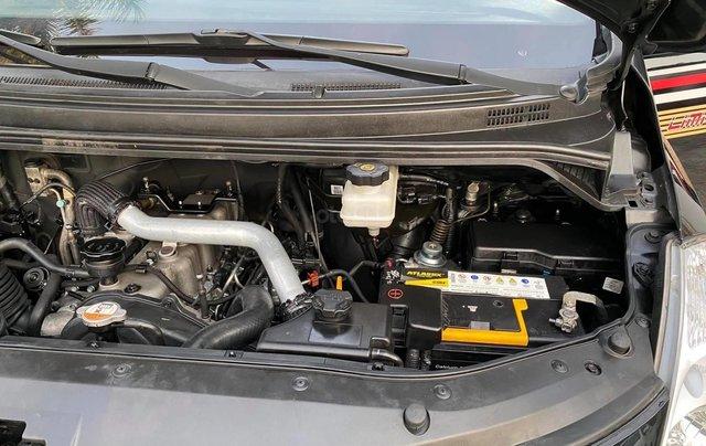 Bán xe Hyundai Starex 9 chỗ, đời 201612