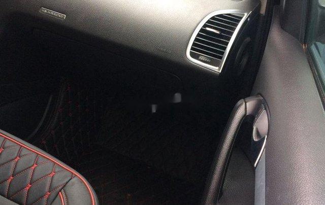 Cần bán gấp Audi Q7 năm sản xuất 2008, màu đen, xe nhập7