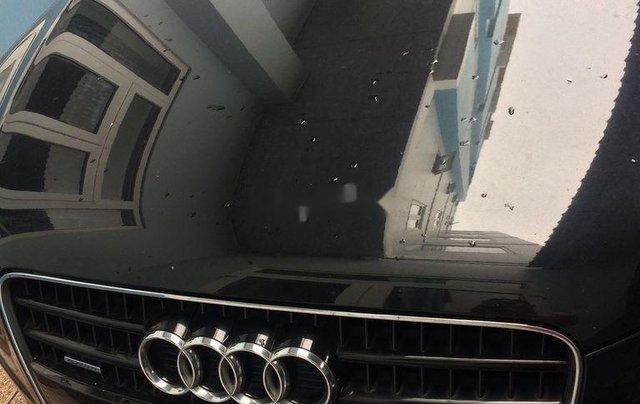 Cần bán gấp Audi Q7 năm sản xuất 2008, màu đen, xe nhập0