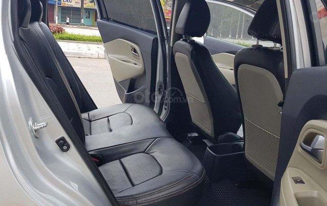 Bán Kia Rio 1.4 MT năm sản xuất 2016, màu bạc, nhập khẩu nguyên chiếc  1