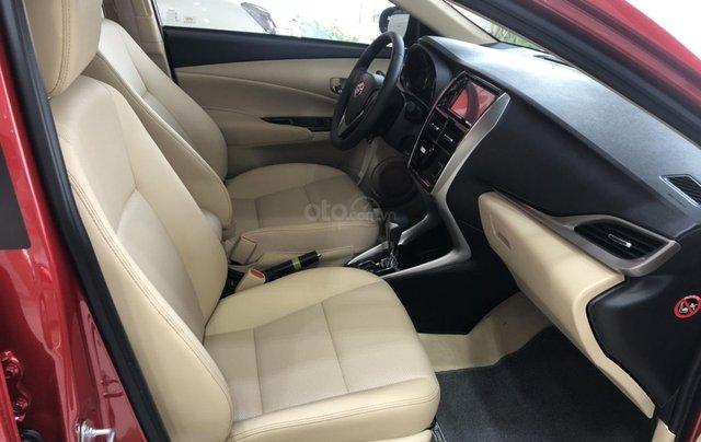 Bán xe Toyota Vios đời 2020 màu đỏ giao ngay - mua trả góp chỉ với 150 triệu4